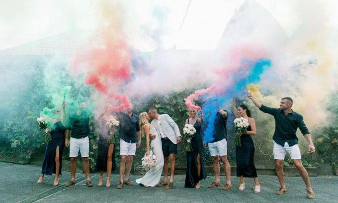 Brooke & Khalid Wedding by Bali Brides Wedding Planner - 024