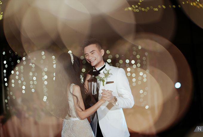 Jason & Brigitta Wedding by Majestic Events - 026