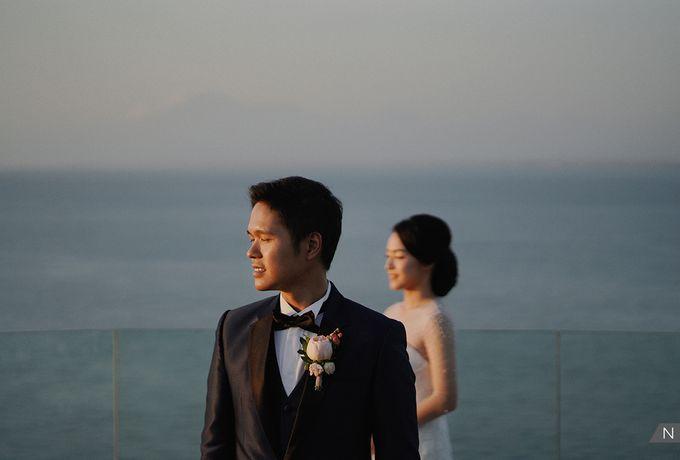 Reinaldo & Beatrice Wedding by NOMINA PHOTOGRAPHY - 025