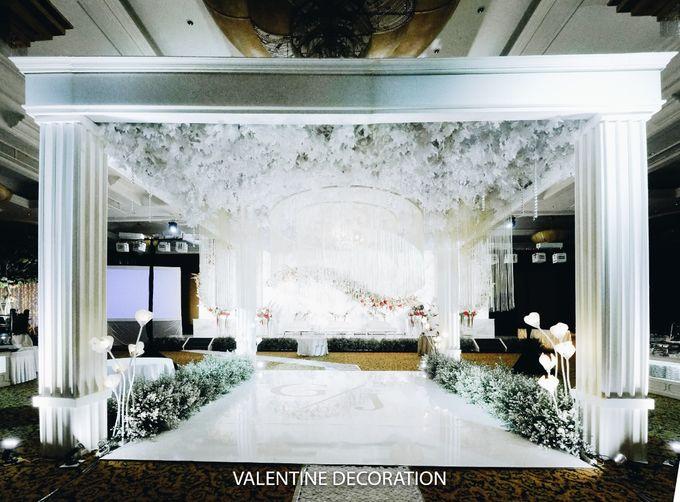 Glenn & Jesslyn Wedding Decoration by Valentine Wedding Decoration - 024