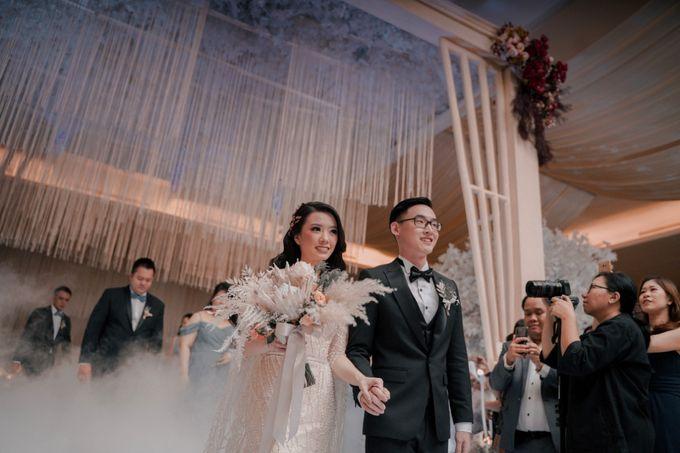 Ludwig & Eve Wedding Decoration by Valentine Wedding Decoration - 024
