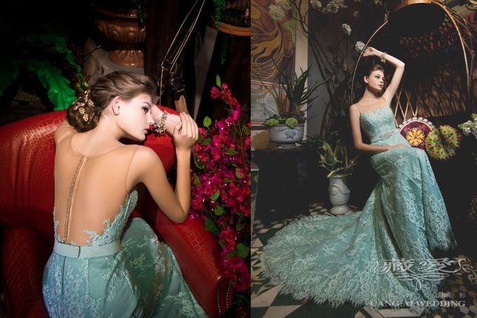 Light Affair Fashion by Cang Ai Wedding - 004
