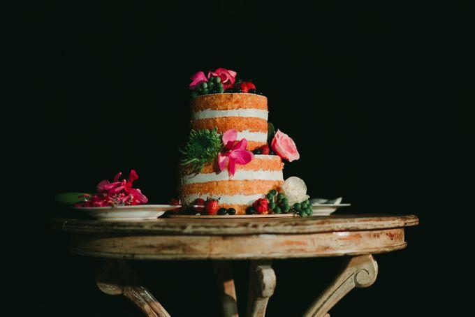 The Wedding of Mark & Maria by BDD Weddings Indonesia - 024