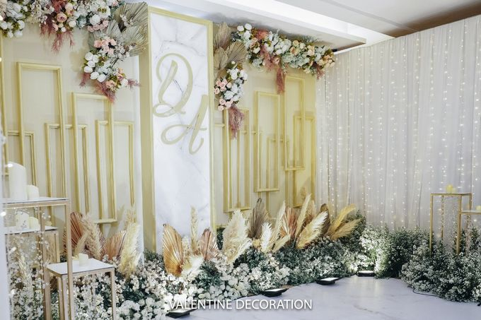 Ary & Dita  Wedding Decoration by MY MUSE BY YOFI - 024