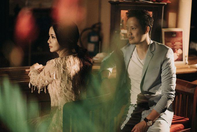 STEVEN & FLORENCIA PREWEDDING by DHIKA by MA Fotografia - 024
