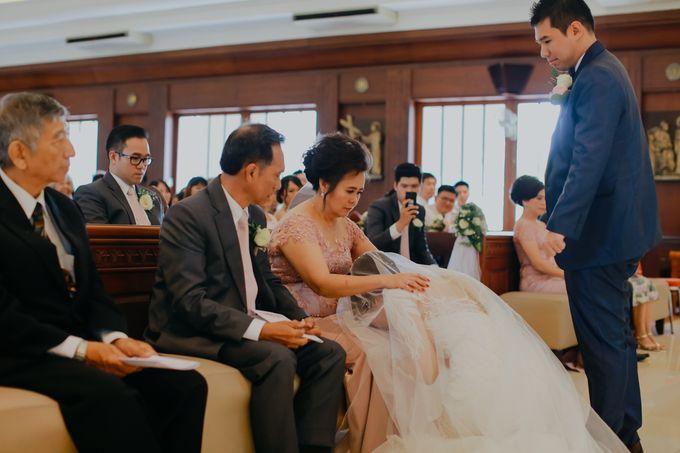 Wedding Hosana & Vina by Ananda Yoga Organizer - 022