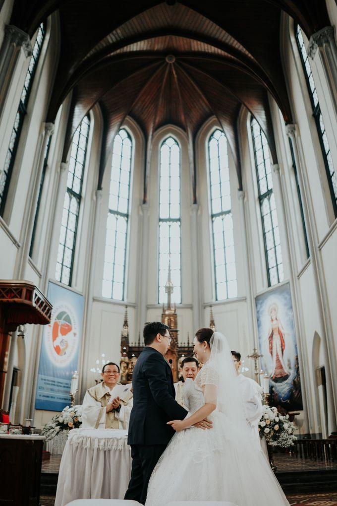 The Wedding of Prakarsa & Angel by V&Co Jewellery - 024
