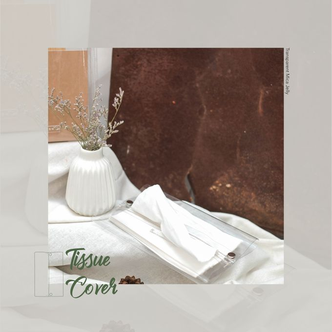 Tissue Cover by McBlush Merchandise Service by Mcblush Merchandising Service - 005