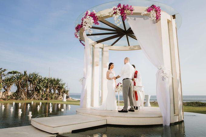 Phalosa Villa Bali Wedding - Ita & Phillip by Bali Pixtura - 011