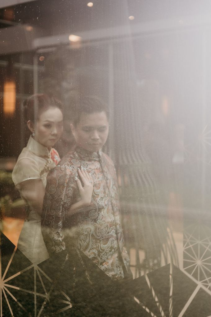 The Wedding of Leon & Audrey by Hotel Indonesia Kempinski Jakarta - 023