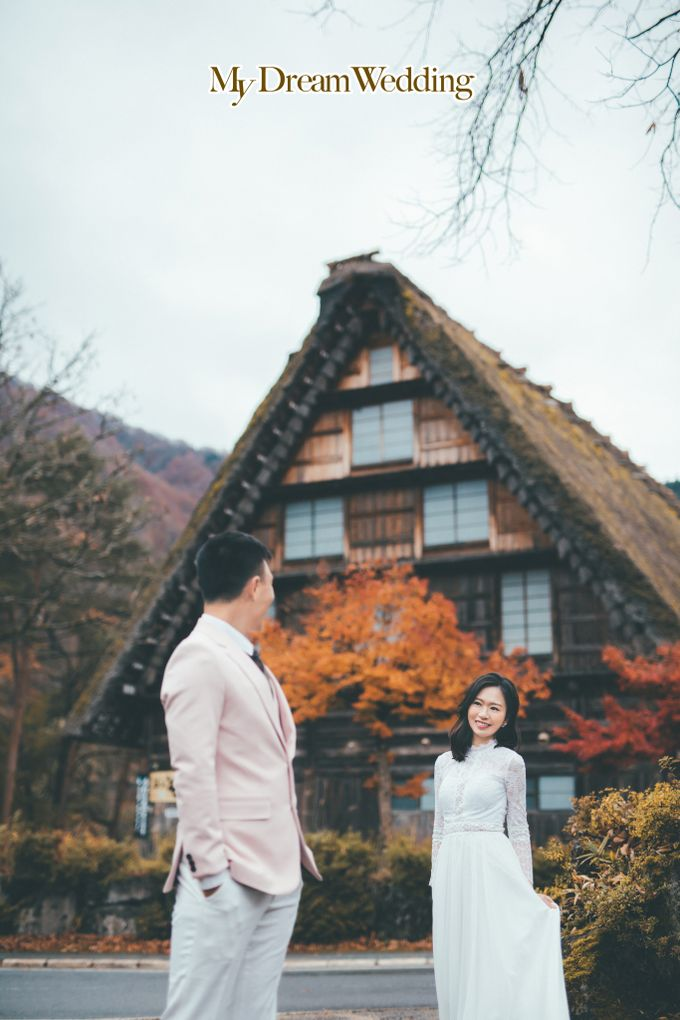 Shirakawa-Go(白川鄉) by My Dream Wedding - 014
