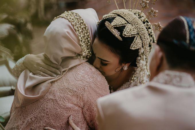 Denita & Fahmi Wedding by AKSA Creative - 024
