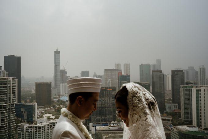Resa & Bunga Wedding by AKSA Creative - 020