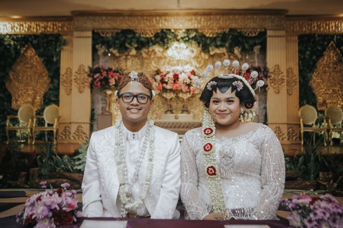 Uty & Akbar Wedding by HIS LIPI by Alfabet Catering - 003