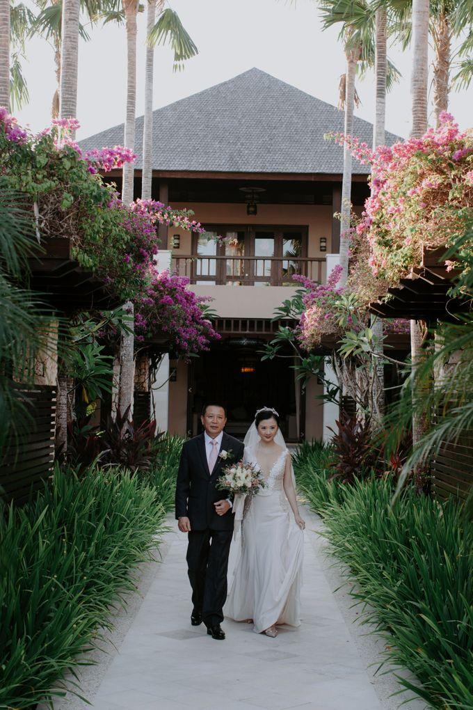 The Wedding of Ryoichi & Stephanie by BDD Weddings Indonesia - 019