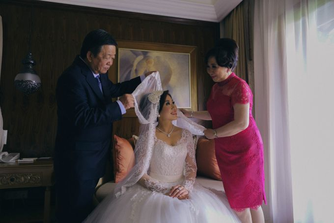 Brian & Imelda Bali Wedding by Ian Vins - 014