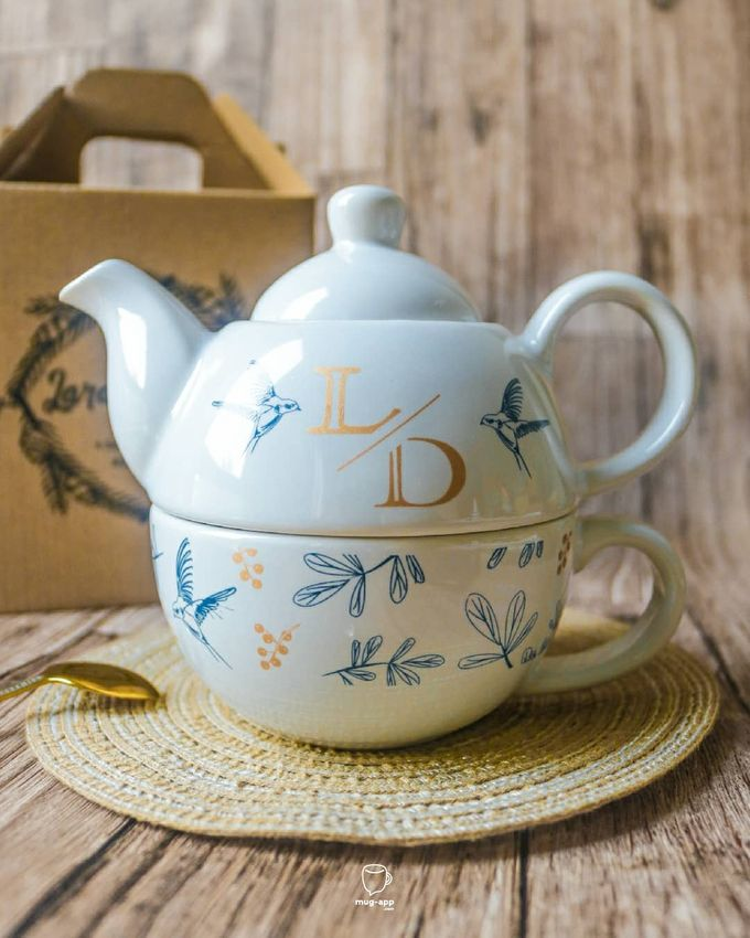 Wedding Laras & Dito by Mug-App Wedding Souvenir - 001