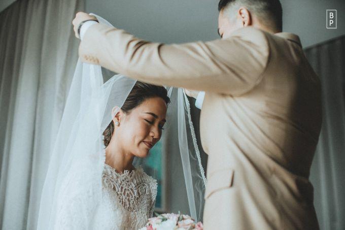 Stephen & Charlotte Wedding by Bernardo Pictura - 015