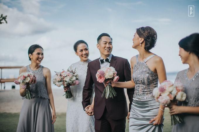 Stephen & Charlotte Wedding by Bernardo Pictura - 020