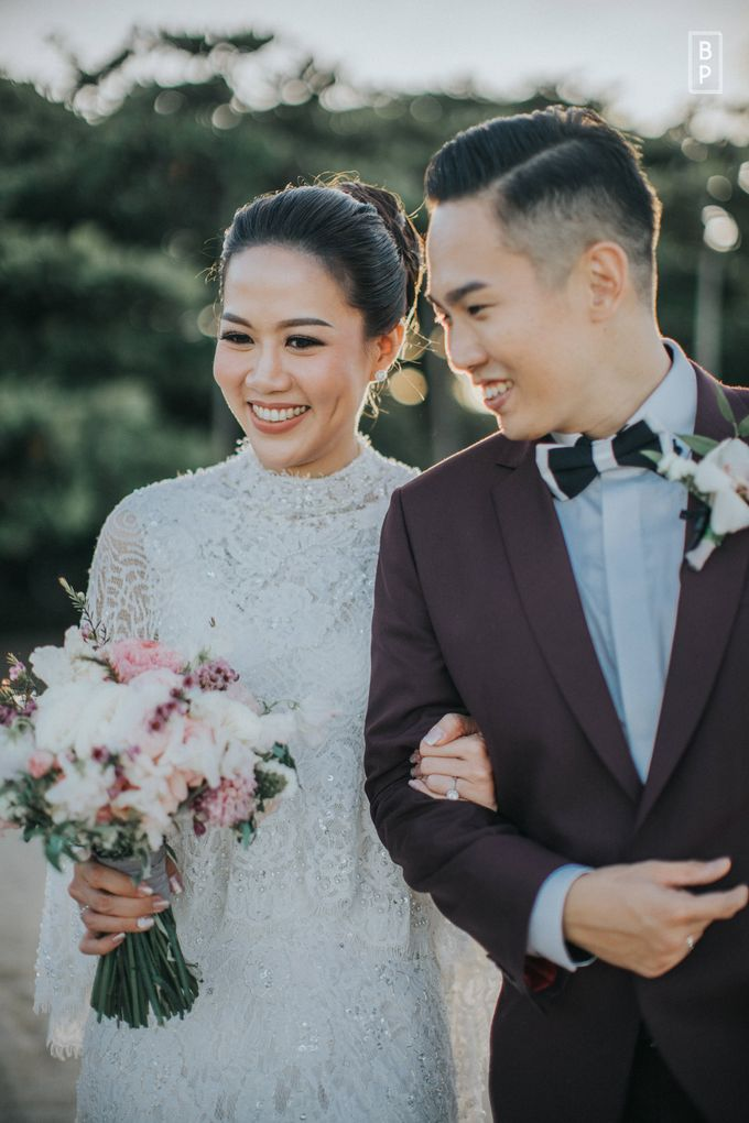 Stephen & Charlotte Wedding by Bernardo Pictura - 021