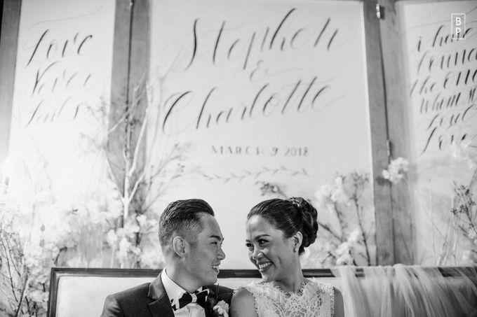 Stephen & Charlotte Wedding by Bernardo Pictura - 049