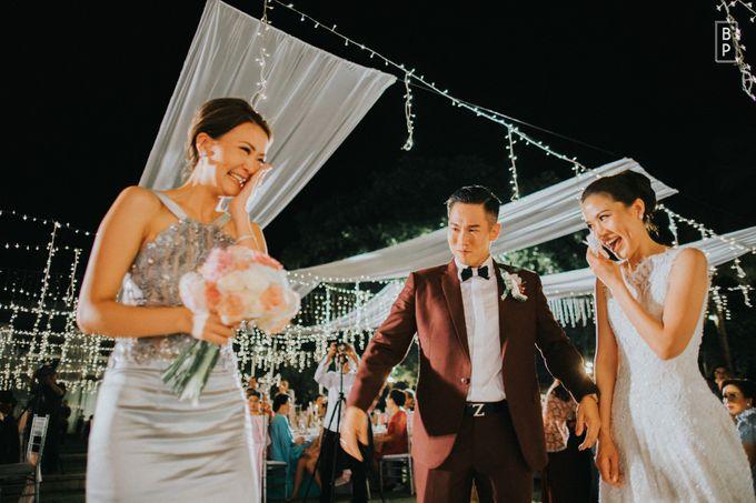 Stephen & Charlotte Wedding by Bernardo Pictura - 035