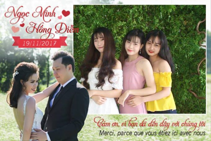 Ngoc Minh & Hong Diem Wedding by PicCell Vietnam - 002