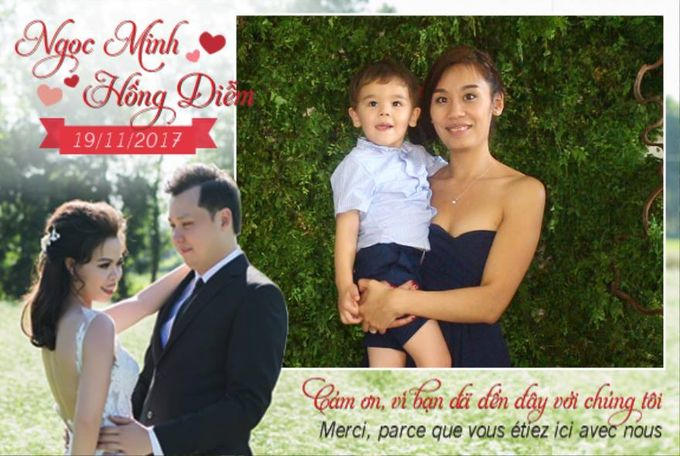Ngoc Minh & Hong Diem Wedding by PicCell Vietnam - 004