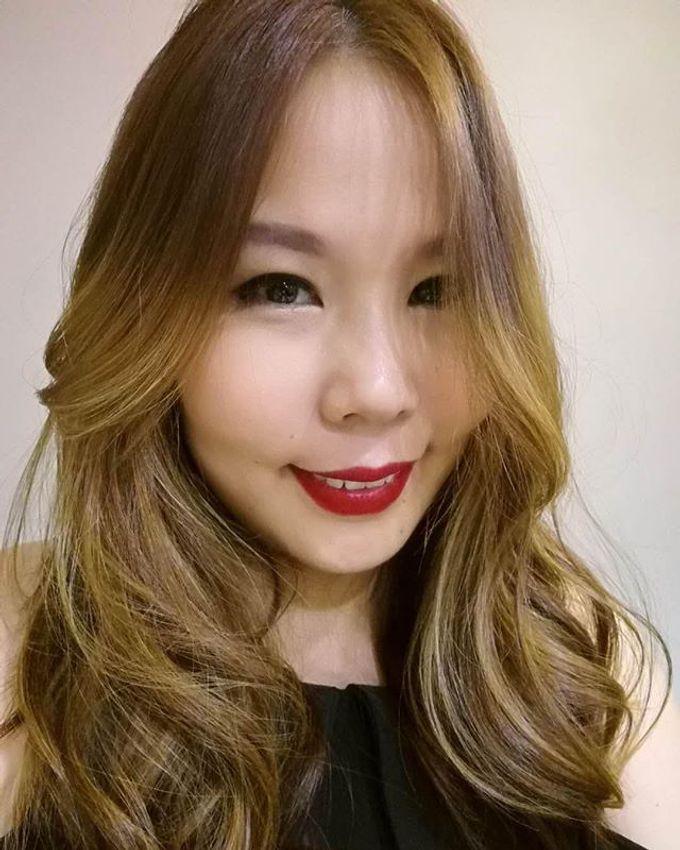 Occasion makeover by Jocelyn Tan Make Up - 002