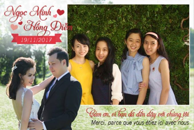 Ngoc Minh & Hong Diem Wedding by PicCell Vietnam - 005