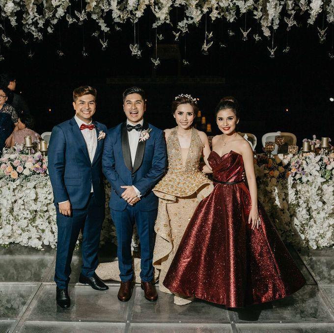 Michael Alinskie and Sherly Fausta Wedding by Rumah Luwih Beach Resort - 036