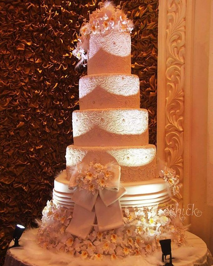 Wedding Cake by Billiechick Indonesia - 002