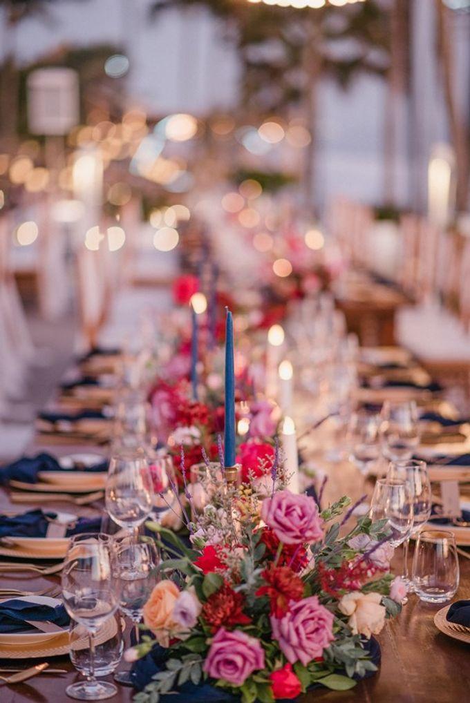Wedding Niken & Luke by Bali Izatta Wedding Planner & Wedding Florist Decorator - 006