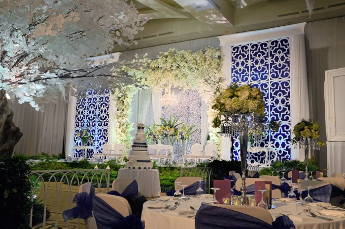 Chinoiserie Garden by Royal Design Indonesia - 002