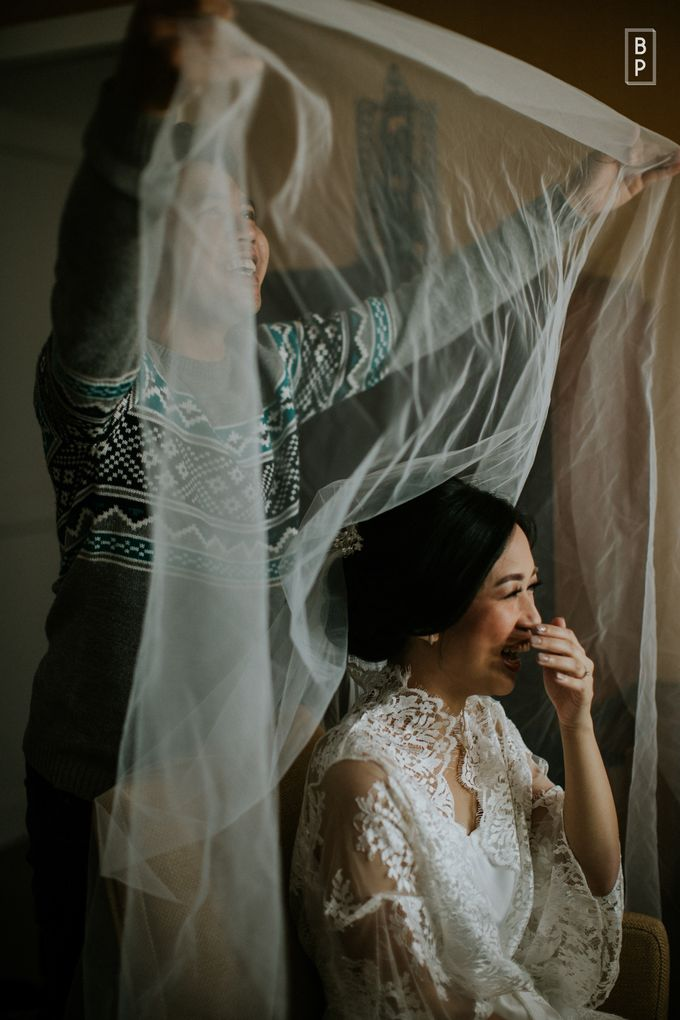 Reggie & Audria Wedding by Dalang Indonesia - 013