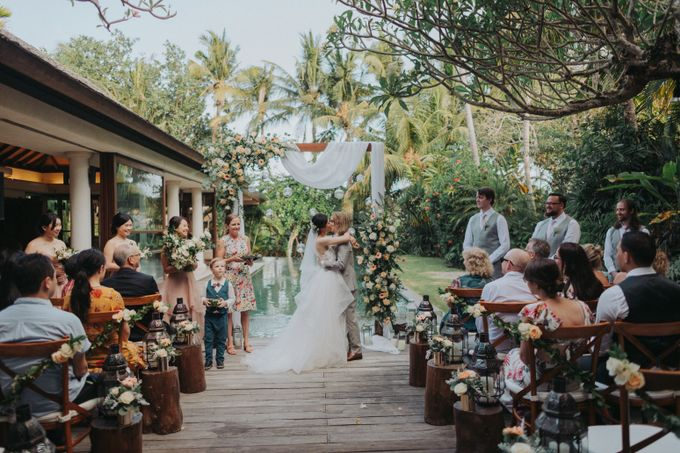 Intimate Wedding in Canggu by Silverdust Decoration - 032