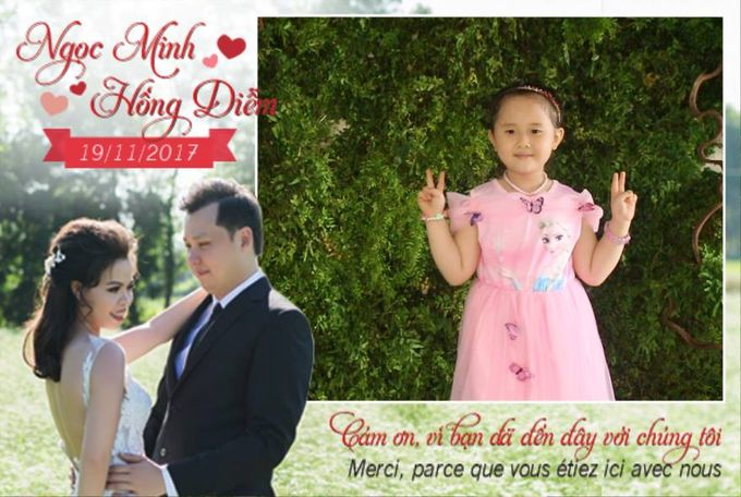 Ngoc Minh & Hong Diem Wedding by PicCell Vietnam - 008