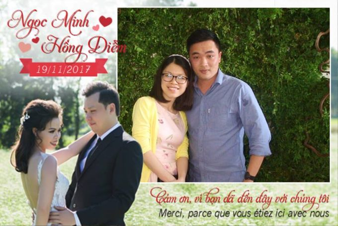 Ngoc Minh & Hong Diem Wedding by PicCell Vietnam - 009
