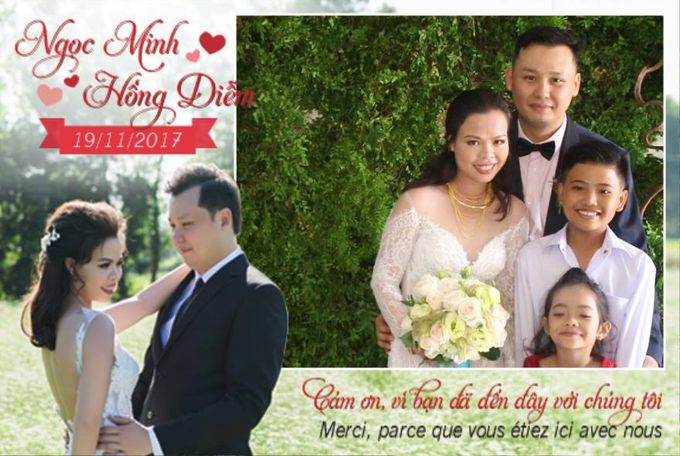 Ngoc Minh & Hong Diem Wedding by PicCell Vietnam - 010