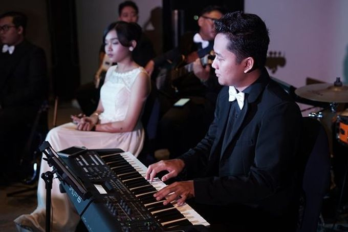 Hary & Meicy Wedding by Remember Music Entertainment - 011