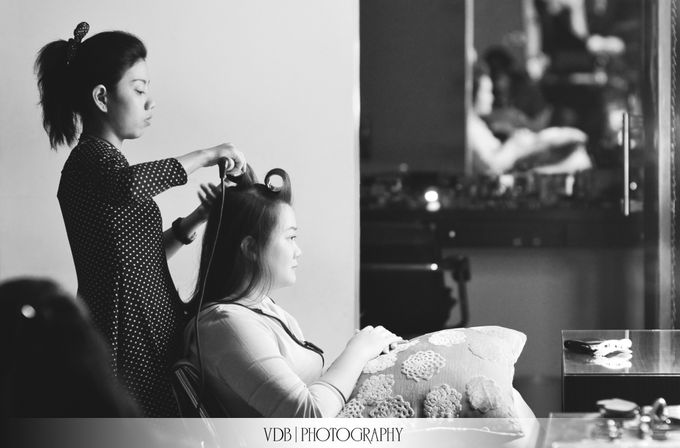 [Wedding Day] Rio & Winnie by VDB Photography - 001