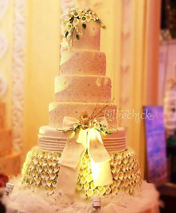 Wedding Cake by Billiechick Indonesia - 001