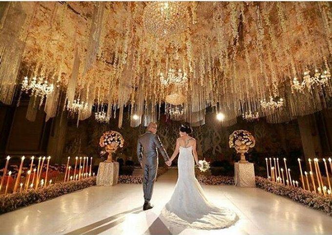 European Wedding Dresses by Gester Bridal & Salon Smart Hair - 006