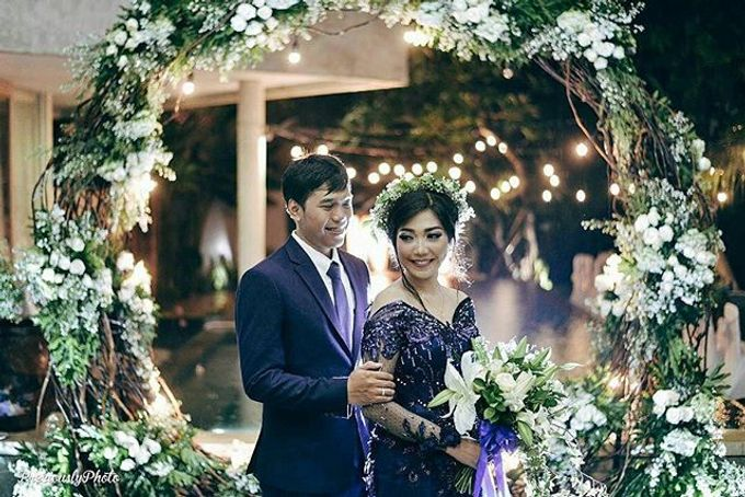 Riri & Wafa's Wedding by Azila Villa - 001