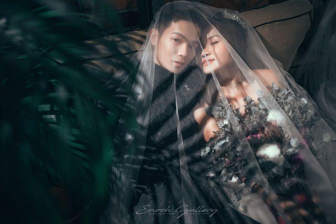 pre-wedding photography by Enoch Gallery - 006