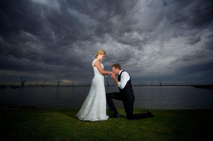 Lake Wedding by Kait Cummins - 004