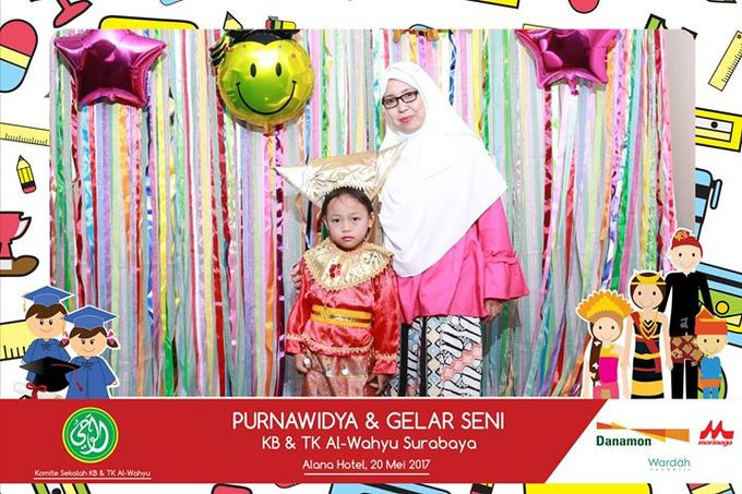 Purnawidya dan Gelar Seni KB-TK Al Wahyu by The Caramel's Corner - 001