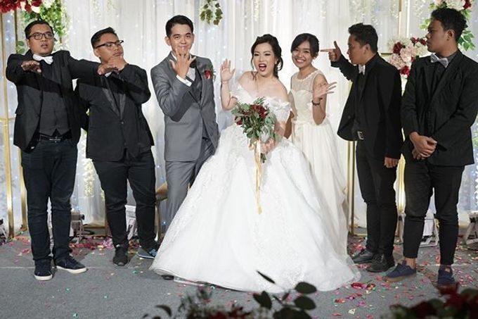 Hary & Meicy Wedding by Remember Music Entertainment - 003