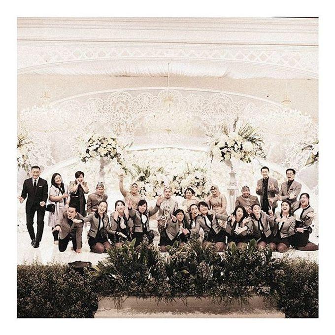 Nanto & Nissa by PRIVATE WEDDING ORGANIZER - 001