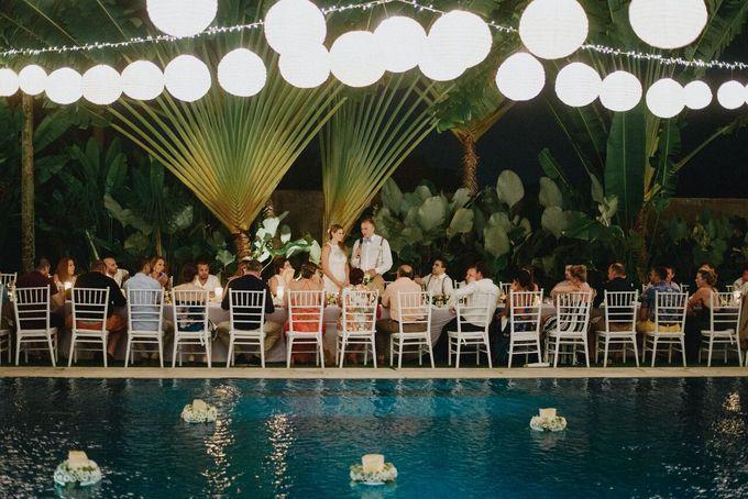 Wedding at Villa Kalyani in Canggu by Bali Tie d' Knot - 017